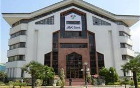 J&K Bank receives additional capital of Rs 500 Cr from J&K Government