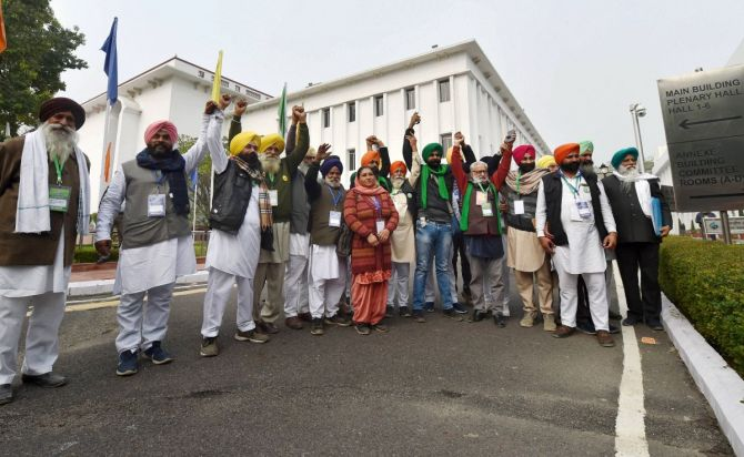 Manjit Singh welcomes SC stay on three farms bills