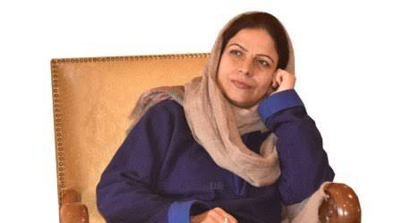 'Dirty politics prompted gun culture' in Kashmir : Safeena Beigh