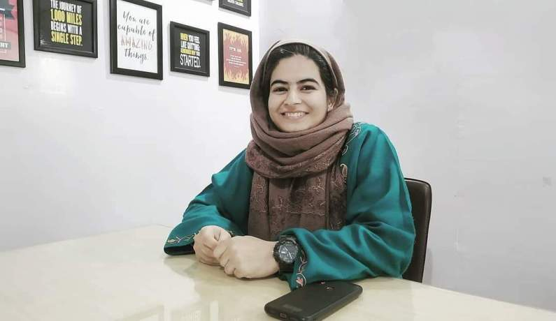 Sopore girl made it to IIT- Hyderabad