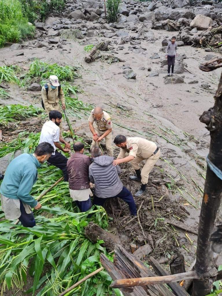 Kishtwar Cloudburst: Success Eludes Rescuers, No Trace Of 19 Missing Persons