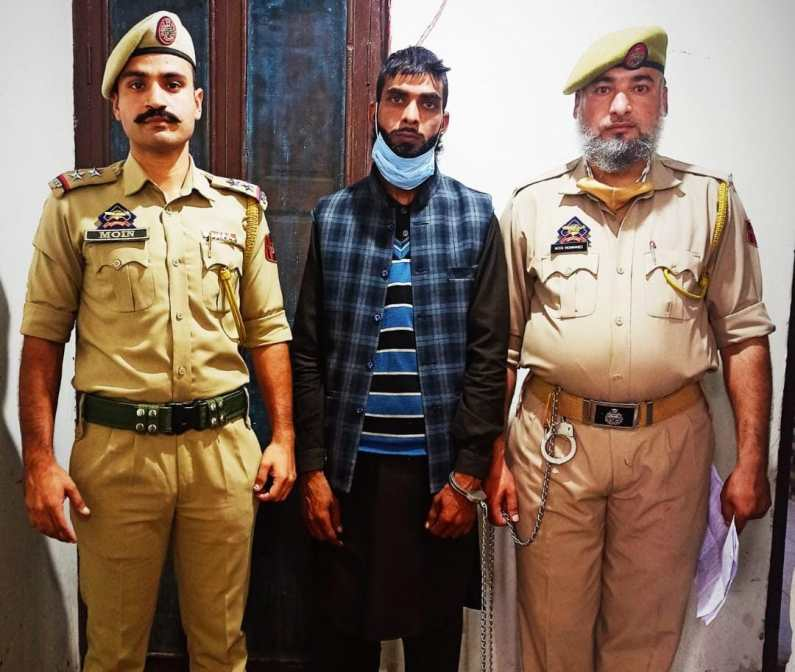 Ex-Militant Absconding since 12 years arrested in Kishtwar: Police