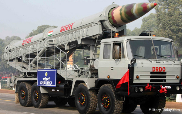 India Successfully Tests Nuclear Capable 'Shaurya' Missile | Kashmir Glacier