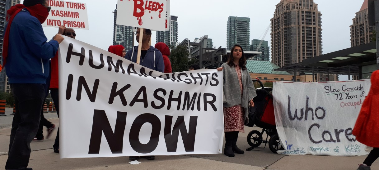 Global Solidarity Vigil for Kashmir
