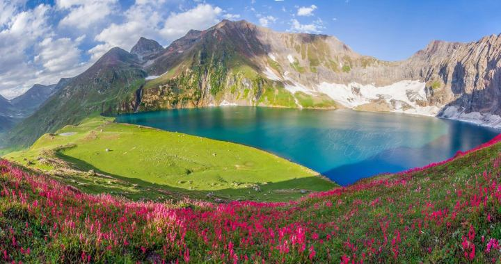 Trek to Ratti Gali from Dowarian and Hotels