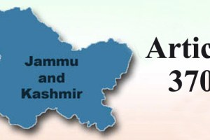 What is Article 370 in Indian Constitution?