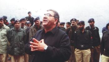 Why Arif Shahid was killed