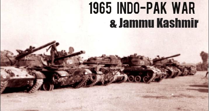 Indo-Pakistani War of 1965 & State of Jammu Kashmir