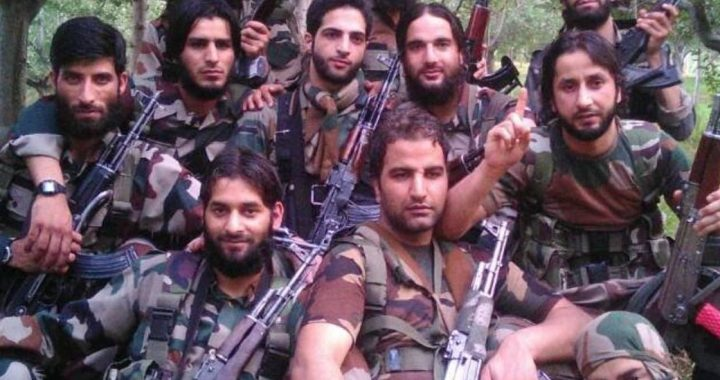 over the last three years, 700 militants have been killed in Jammu and Kashmir
