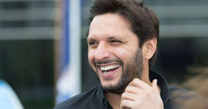 Shahid Afridi raises Kashmir again, values sacrifices of people