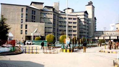 SKIMS-Srinagar-Kashmir