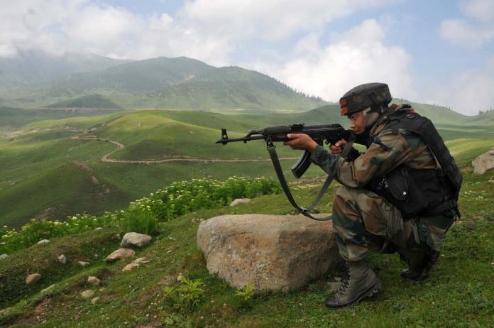 Goodwill Posture: Early this week, army launched Operation Falah (Welfare) to clear Kashmir's Tosa Maidan area of unexploded shells. The drive came after leftover shell explosions in the meadow devoured over 63 lives.