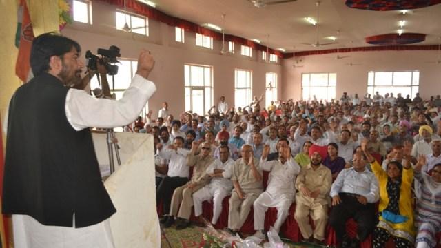 Gandhi Nagar Assembly segment Convention 2
