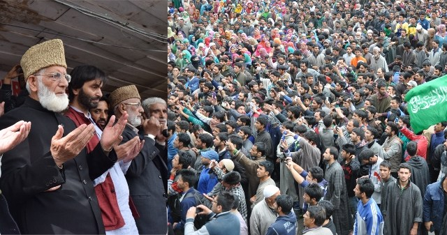 Separatists in Narbal