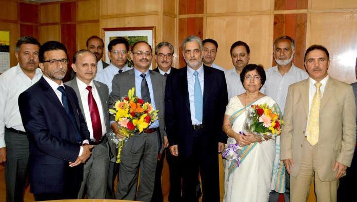 JK Bank Senior Presidents