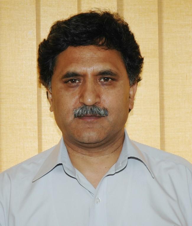 Khursheed Ganai