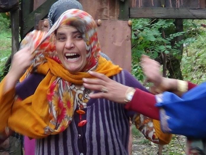 Muzamil's family member