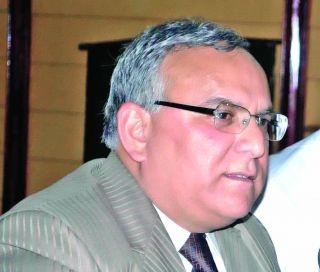 New Chief Secretary: BRIJ RAJ SHARMA