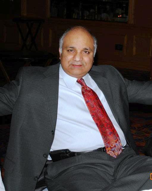 Dr Khurshid Guru