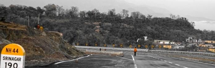 Srinagar-Jammu Highway