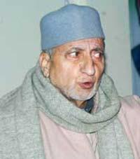 Prof Ab Gani Bhat