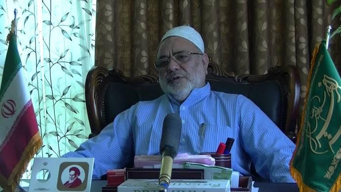 Aga Syed Hasan Almosvi Alsafvi