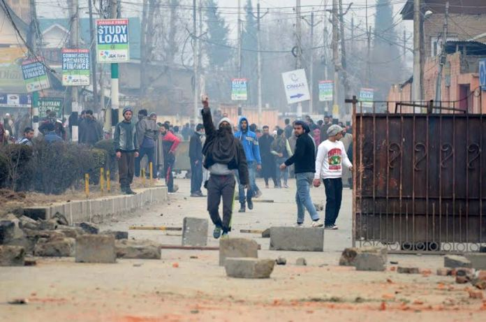 Hyderpora Protest 3