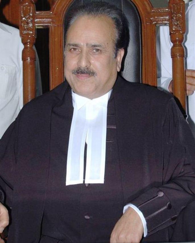 Justice Hussnain Masoodi