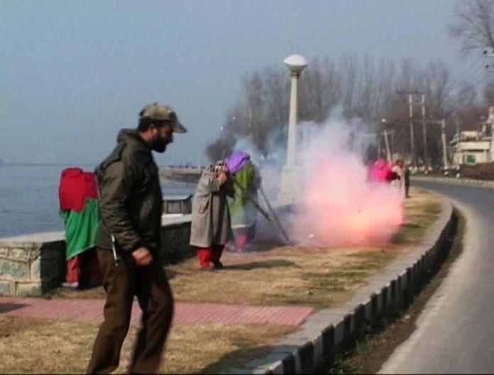 Nishat Anti-PDD Protest 1