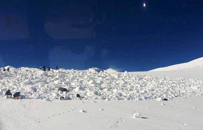 Siachen Snow Storm 1
