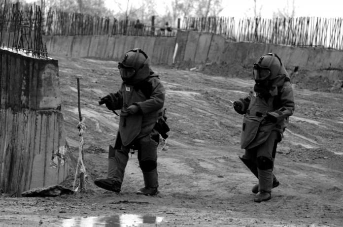 Bomb Squad (grey)