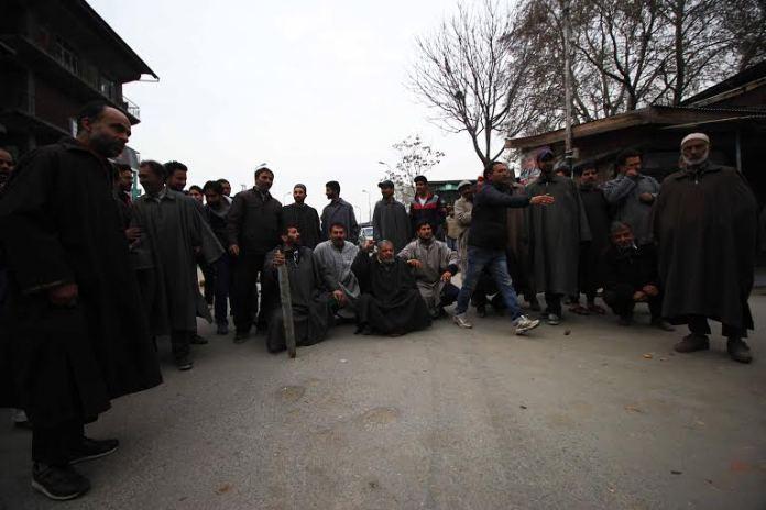 Habbakadal Protest