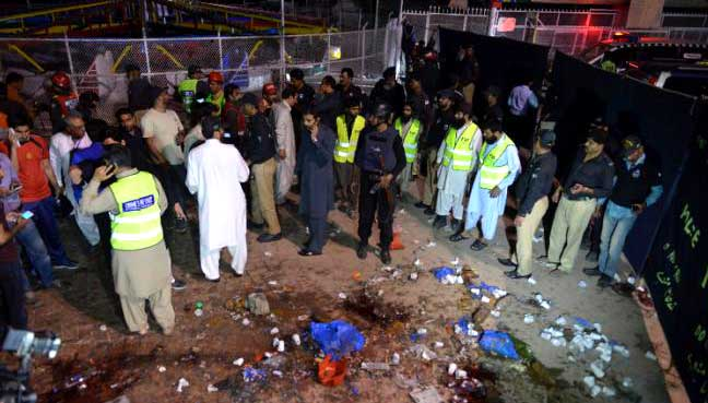 Lahore Attack Aftermath