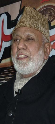 Mohammad Ashraf Sehrai
