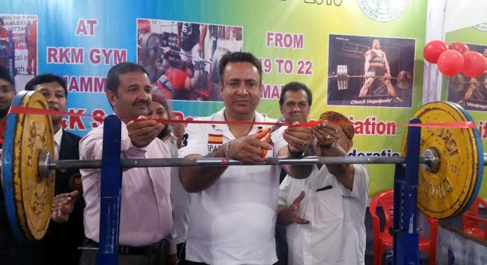 North India Gym Competition