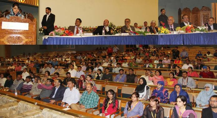 CM addressing Nano-Tech Event at SKICC on May 25, 2016