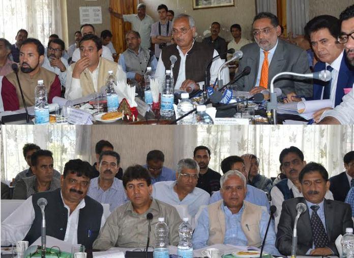 Islamabad DDB meet on May 12, 2016