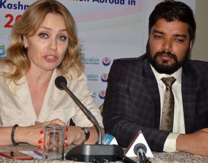RUS Presser in Srinagar