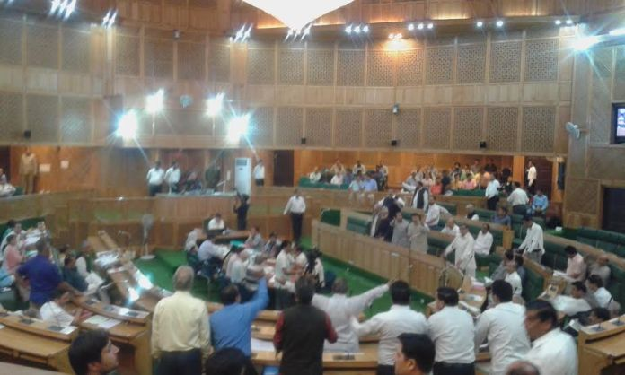The Lower House proceedings on June 28, 2016.