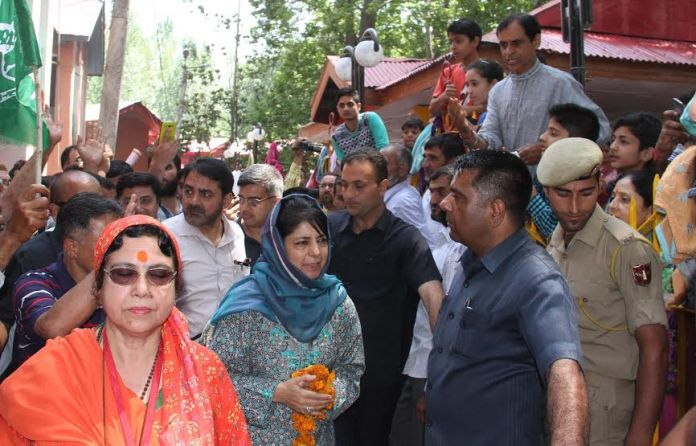 CM at Khirbhawani 1