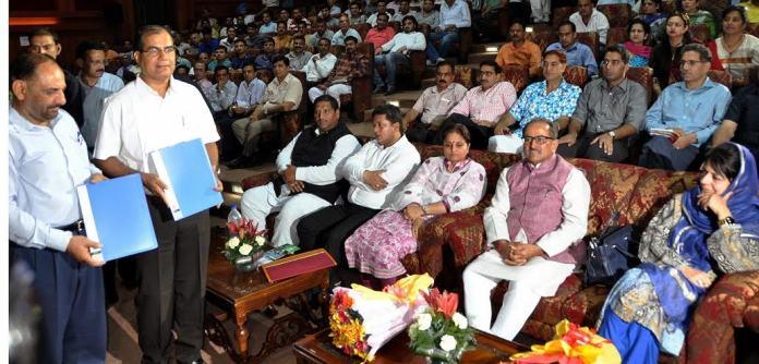 CM in Jammu