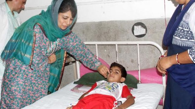 CM on surprise visit to Hospital in Jmu on June 25