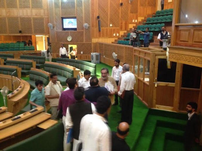 After FinMin Drabu responded to claims of Opposition on JK Budget 2016-17,