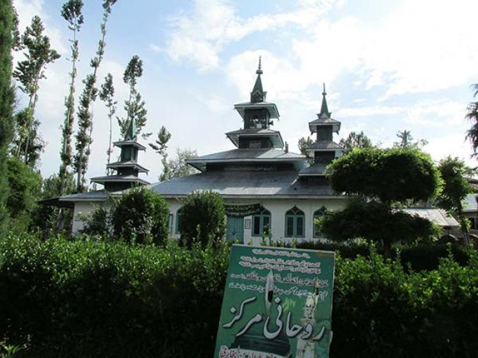 Mosque and tomb of Syed Gayas ud din Bukhari.