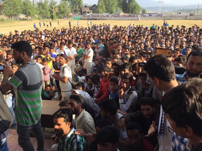Mufti Sayeed Cricket Tournament 3