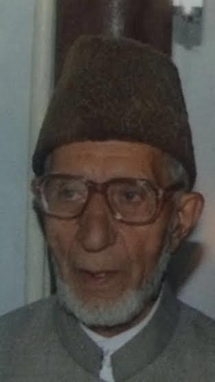 Peerzada Ghulam Jeelani