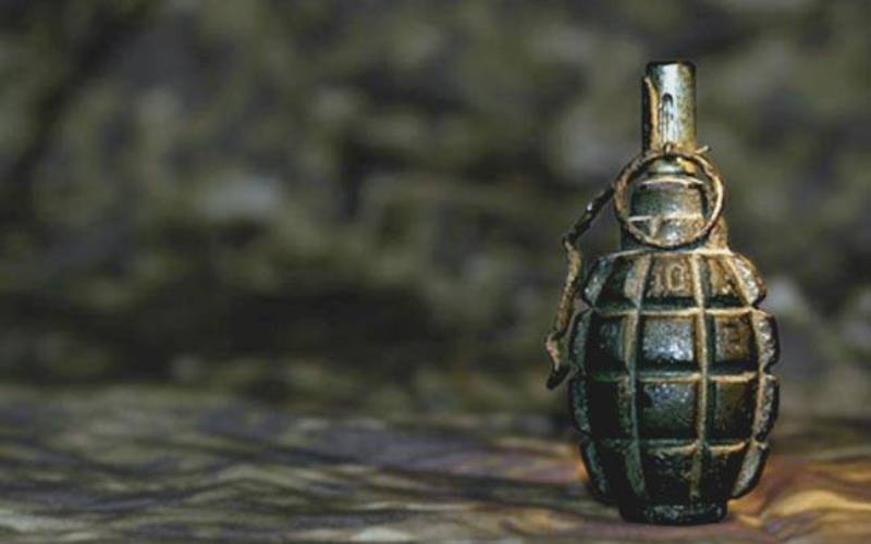 Grande Attack On CRPF Camp In Central Kashmir