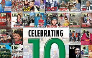10 Years of KL cover
