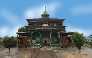 Khanqah Moula. KL Image: Bilal Bahadur