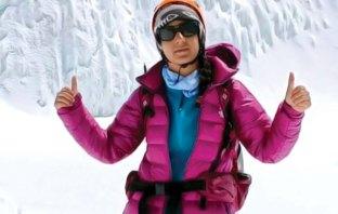 Nahida Manzoor Kashmir's First Lady Everester